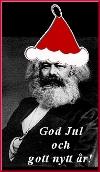 Marx God jul och gott nytt år
