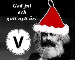 Marx God jul och gott nytt år!