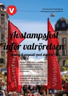 Avstampsfest